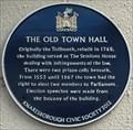 Image for Old Town Hall, Market Place, Knaresborough, N Yorks