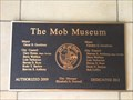 Image for The Mob Museum - 2012 - Las Vegas, NV