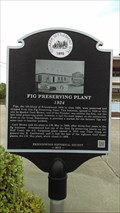 Image for Fig Preserving Plant 1924 - Friendswood, TX
