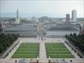 Image for View from castle tower - Karlsruhe/Germany
