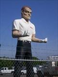 Image for Stan the Muffler Man - Birmingham, AL