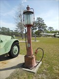 Image for Vintage Gas Pump - Starke, FL