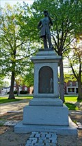 Image for Kennedy Park Civil War Memorial - Lewiston, ME