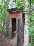 Image for Old Chatanika School Outhouse - Chatanika, Alaska