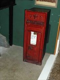 Image for Victorian Postbox - Helston Museum, Cornwall, England