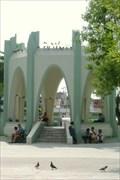 Image for Plaza Allende, Matmoros, Mexico