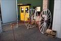 Image for 1890 Hand Drawn Hose Wagon, NC Transportation Museum, Spencer, NC, USA
