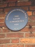 Image for The Sayer Almshouses - Berkhamstead