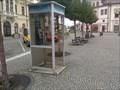 Image for Payphone / Telefonni automat - namesti Tyrsovo, Chocen, Czech Republic