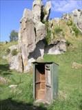 Image for Privy at Froggatt Edge. Wharepapa South. New Zealand.