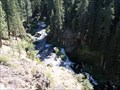 Image for Middle McCloud River Falls Overlook - off Calif. Hwy 89