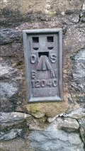 Image for Flush Bracket, Hermon Calvanistic Methodist Chapel, Llanarmon M.M, Powys, Wales, UK