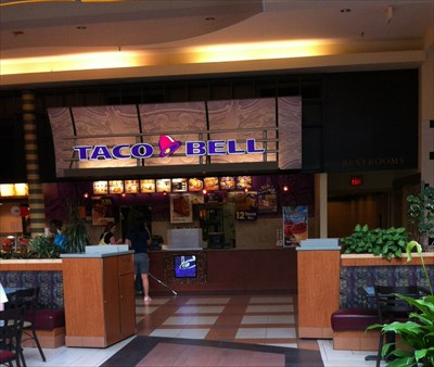 Taco Bell Buckland Hills Mall Manchester Ct Restaurants On Waymarking