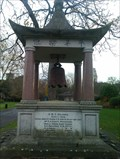 Image for HMS Orlando Memorial Bell - Victoria Park - Portsmouth, Hampshire