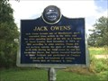 Image for Jack Owens - Mississippi Blues Trail - Bentonia, MS