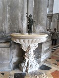 Image for Holy Water Font - Santa Maria della Salute - Venezia, Italy