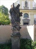 Image for Socha Sv. Jana Nepomuckého / St. John of Nepomuk Statue