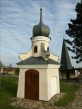 Image for Kaple sv. Jana Nepomuckého - Blízkov, okres Ždár nad Sázavou, CZ