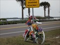 Image for Tracy Kleinpell Ghost Bike - Sanibel Causeway FL