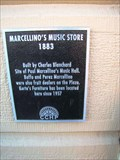 Image for Marcellino's Music Store - Las Vegas, New Mexico
