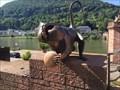 Image for Bridge Mandrill - Heidelberg, Germany