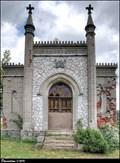Image for The Aichelburg family tomb / Hrobka rodiny Aichelburgových - Horní Maršov (North-East Bohemia)