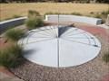 Image for Fox Crossing Sundial - Chandler, Arizona