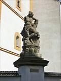 Image for St. Sebastian - Hustopece nad Becvou, Czech Republic
