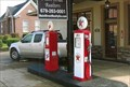 Image for Texaco Pumps - Historic Station - Cedartown, GA