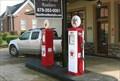 Image for Texaco Pumps - Historic Station - Cedartown, GA