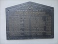 Image for WW I Roll of Honor Kilchberg, Germany, BW