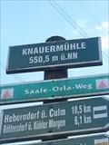 """Image for """"Knauermühle 550,5 m ü. NN"""" 07343 Wurzbach/ Thüringen/ Deutschland"""