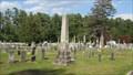 Image for Pine Grove Cemetery - Brunswick, Maine