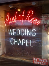 View Waymark Gallery Arch Of Reno Wedding Chapel Nv