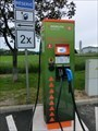 Image for Electric Car Charging Station CEZ - Jaromer, Czech Republic