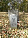 Image for Pvt Daniel Roberts - Broadway Road Cemetery - Darien, NY