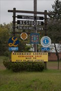 Image for The Old Mill Town - Neshkoro, Wisconsin