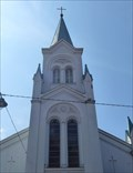 Image for Our Lady of Sorrows Catholic Church Bell Tower - Riga, Latvia