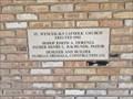 Image for 1992 - St. Wenceslaus Catholic Church, Beasley, TX
