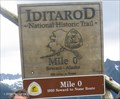 Image for Iditarod National Historic Trail, Southern Terminus at Seward, Alaska, USA