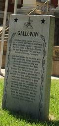 "Image for Abraham Lincoln ""Abe"" Galloway - San Saba TX"