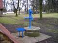 Image for Pumpa na hrbitove v Lidicich, CZ