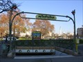 Image for Bouche d'Entrée Guimard Station de Metro Nation - Paris, France