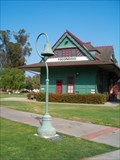 Image for El Camino Real Bell at Grape Day Park in Escondido