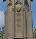 Image for Rudyard Kipling - WWI Memorial - Retford, UK