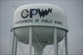 Image for Middle St CPW Water Tower - Greenwood, SC