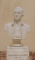 Image for Archibald Bulloch -- GA State Capitol, Ground Floor, Atlanta GA