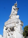 Image for Monument to the Fallen of the Great War  -  Lisbon, Portugal