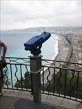 Image for Binoculaire sur la baie des anges - Nice - France