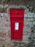 Image for Victorian Post Box, St Nicholas' Church -  Little Saxham, Suffolk